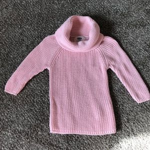 Baby Girl Sweater Tunic
